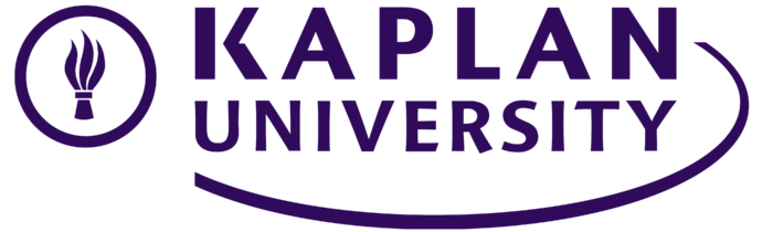 Kaplan University logo, logotype
