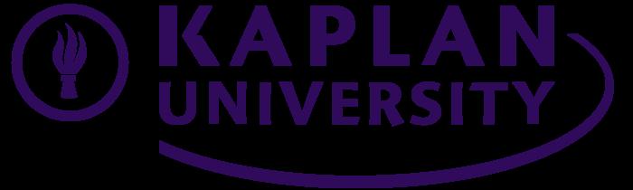 Kaplan University logo, logotype