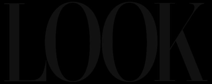 Look magazine logo