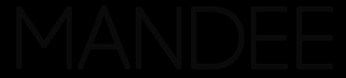 Mandee logo, logotype