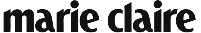 Marie Claire logo, wordmark, text