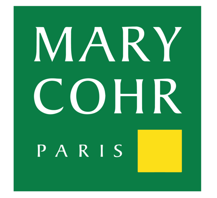 Mary Cohr logo, logotype