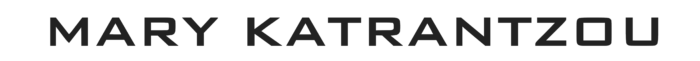 Mary Katrantzou logo, logotype