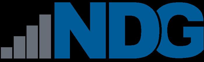 NDG logo, logotype