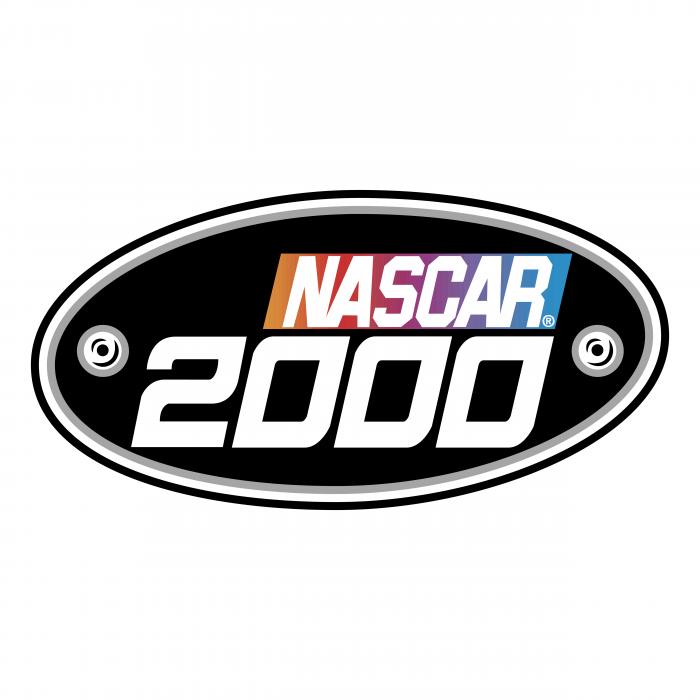 Nascar logo 2000