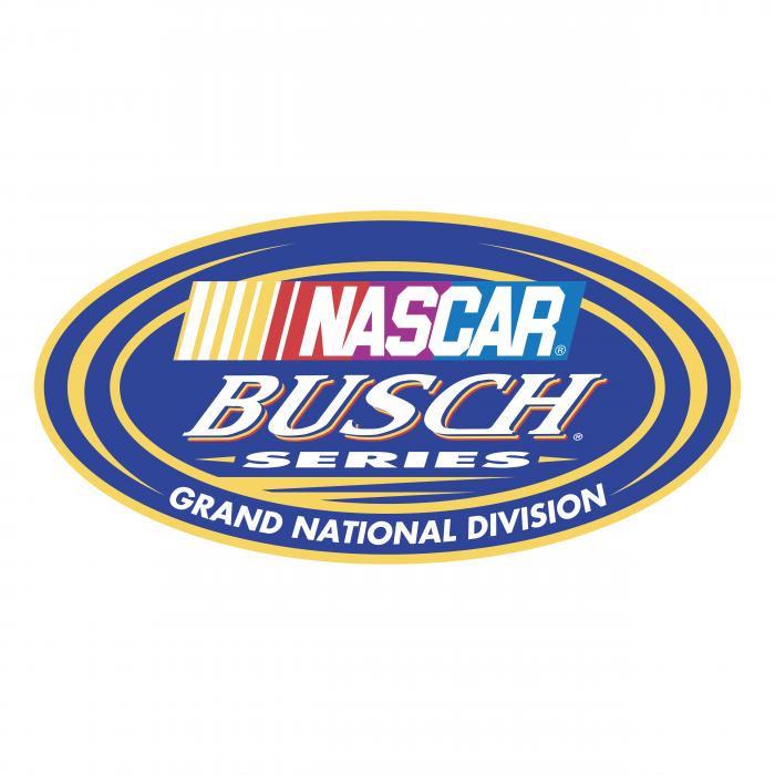 Nascar logo busch