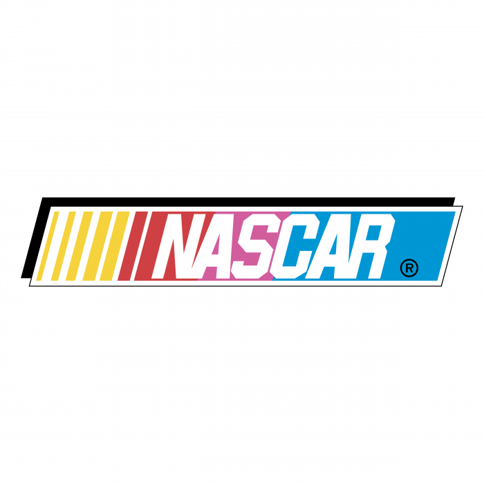 Nascar logo colored