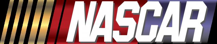 Nascar logo metal