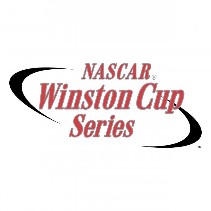 Nascar logo winston