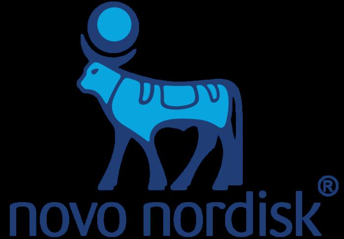 Novo Nordisk logo, symbol, logotype