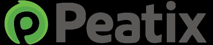 Peatix logo, symbol