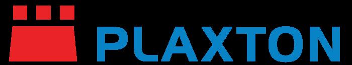 Plaxton logo, logotype