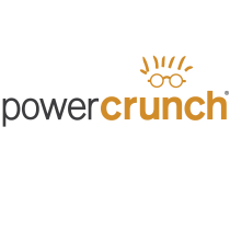 Power Crunch logo, symbol