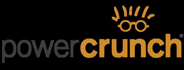 Power Crunch logo, symbol