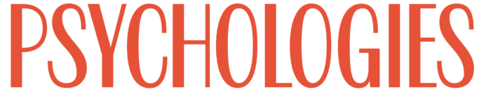 Psychologies logo, logotype
