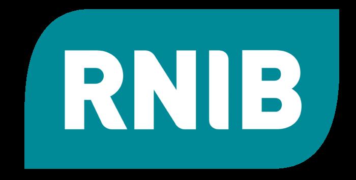 RNIB logo, logotype