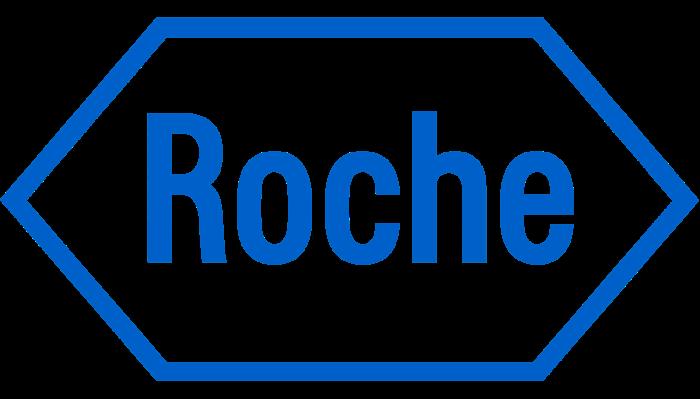 Roche logo, logotype