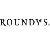 Roundy's logo, wordmark (Supermarkets)
