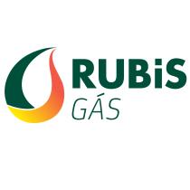 Rubis Gás logo, logotipo