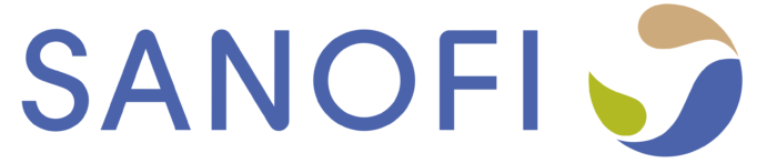 Sanofi logo, horizontal