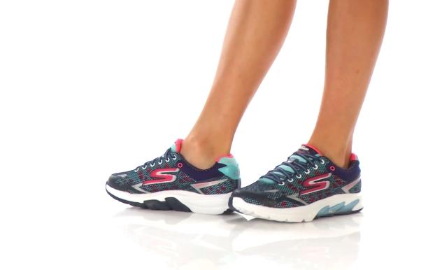 Skechers on feet photo