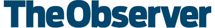 The Observer logo, wordmark, text