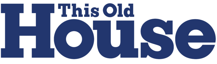 This Old House logo, wordmark