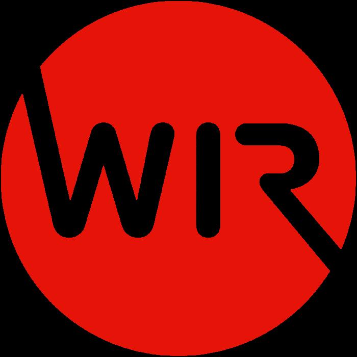WIR Bank logo, logotype