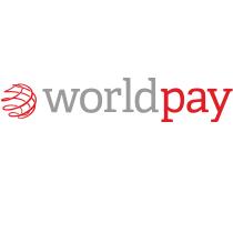 Worldpay logo, logotype