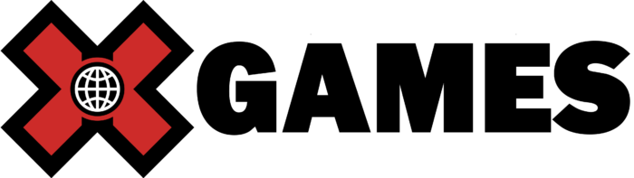 X Games logo, logotipo