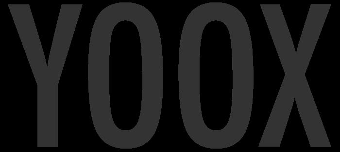 YOOX logo, logotype