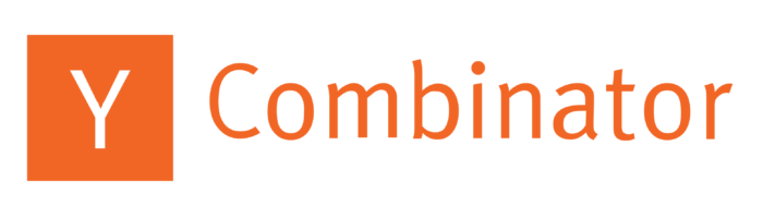 Y Combinator logo, text, wordmark