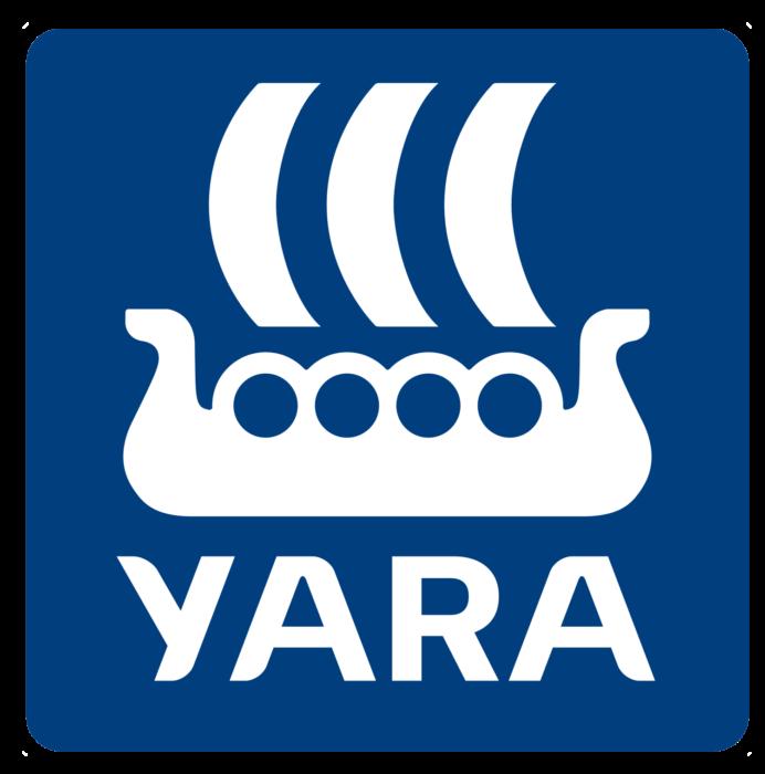 Yara logo, logotype, symbol