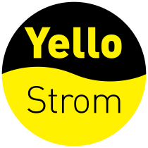 Yello Strom logo, logotype