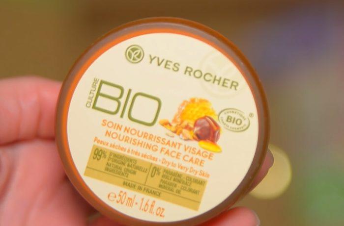 Yves Rocher bio cream photo