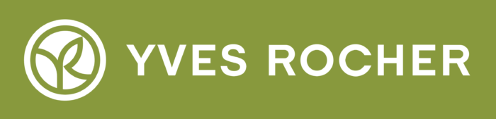 Yves Rocher logo, green