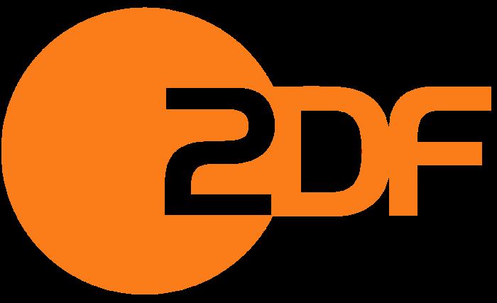 ZDF logo, logotype