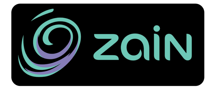 Zain logo, logotype