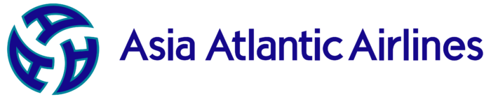Asia Atlantic Airlines logo, logotype