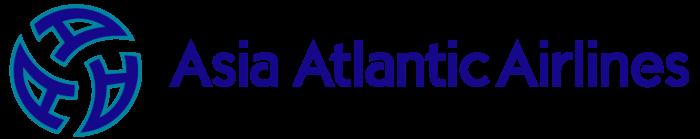 Asia Atlantic Airlines logo, logotype