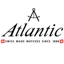 Atlantic Watches logo, logotype