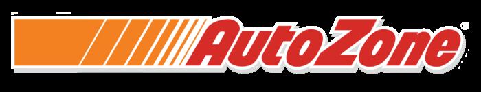 AutoZone logo, logotype