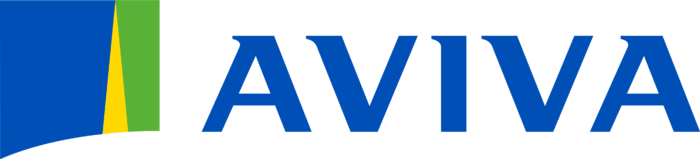 Aviva logo, logotype