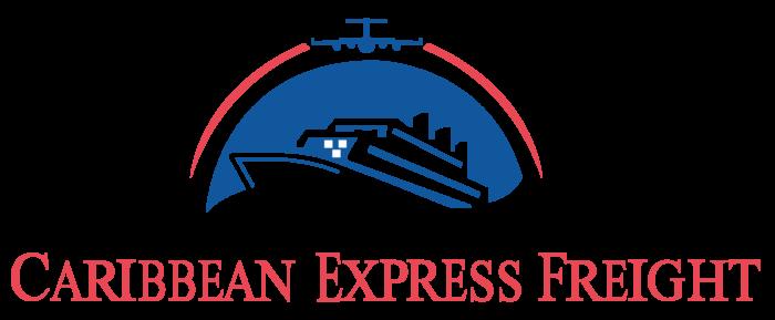 Caribbean Express Freight logo, logotype