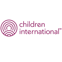 Children International logo, symbol