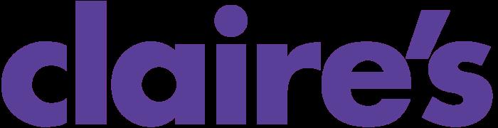Claire's logo, logotype