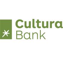Cultura Bank logo, logotype