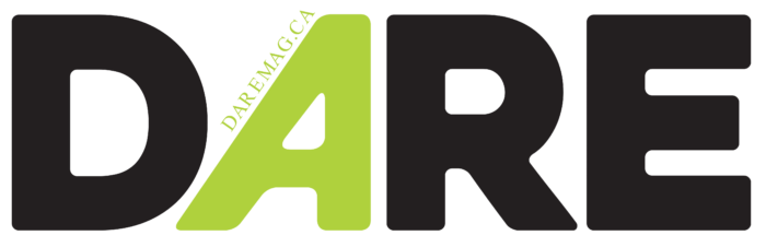 DARE Magazine logo