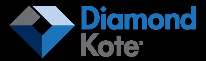 Diamond Kote logo, logotype