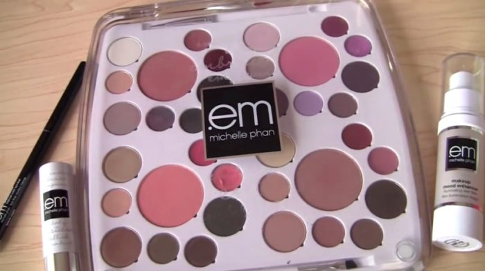 Em Cosmetics palette photo